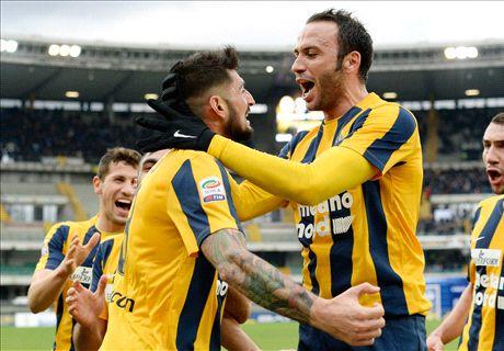REPORT: Verona 3-3 Inter