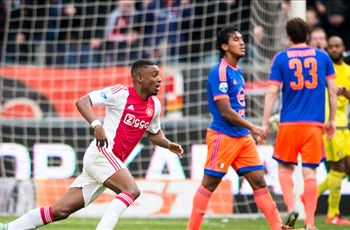 Player Ratings: Ajax 2-1 Feyenoord