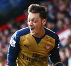 ARSENAL: Ozil returns to form