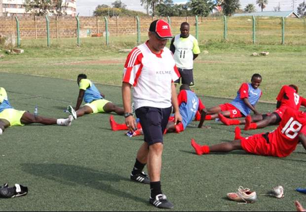 Kenya coach Adel Amrouche axe two