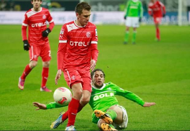 Fortuna Düsseldorf: Robert Tesche soll bleiben