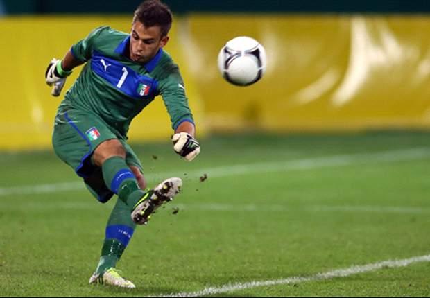 Nicola Leali bahagia bermain untuk Spezia
