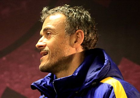 Luis Enrique's Barca Passes Another Test