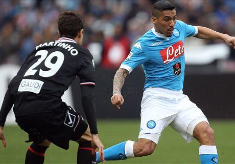 EN VIVO: Napoli 0-0 Carpi