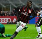 FT: Milan 1-1 Udinese