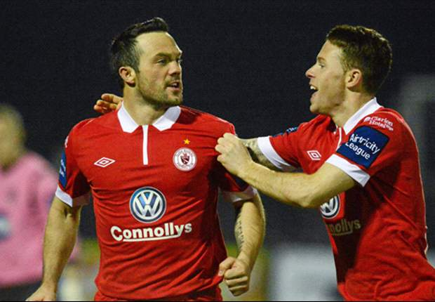 Dundalk 1-3 Sligo Rovers - High-Flying Sligo sweep aside Dundalk at Oriel Park