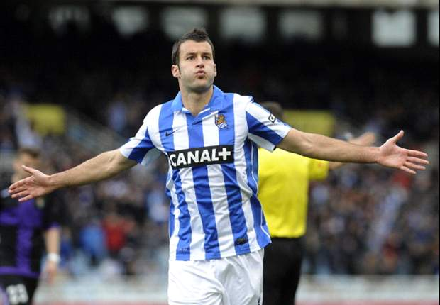 Real Sociedad 4-2 Valencia: Basque side move into pole position for Champions League spot
