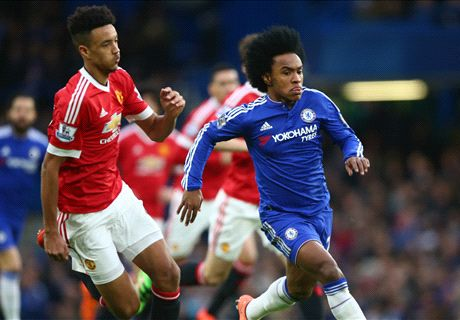 LIVE: Chelsea 0-0 Manchester United