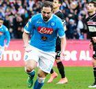 Napoli, che fatica: Higuain stende il Carpi