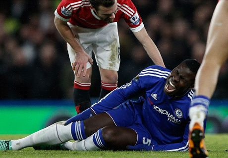 Victime d'une rupture des ligaments, Zouma manquera l'Euro