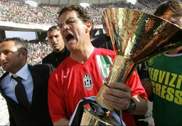 Fabio Capello: Juventus Bakal Juara Lagi Musim Depan