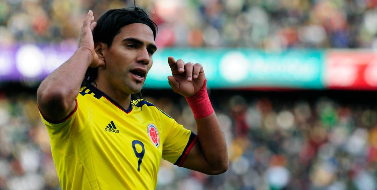 Monaco announce Radamel Falcao has completed 1st phase of recovery from knee operation