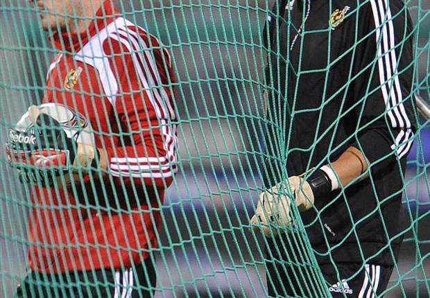 Mourinho can't recall Casillas with Diego Lopez in such fantastic form