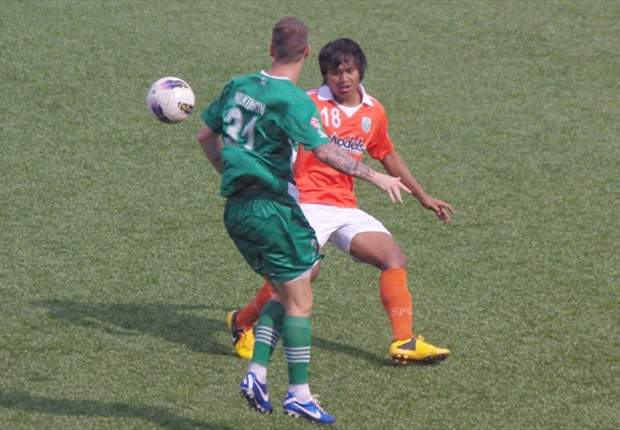 Salgaocar FC 1-3 Sporting Clube de Goa: The Flaming Oranje do the double over their Goan rivals