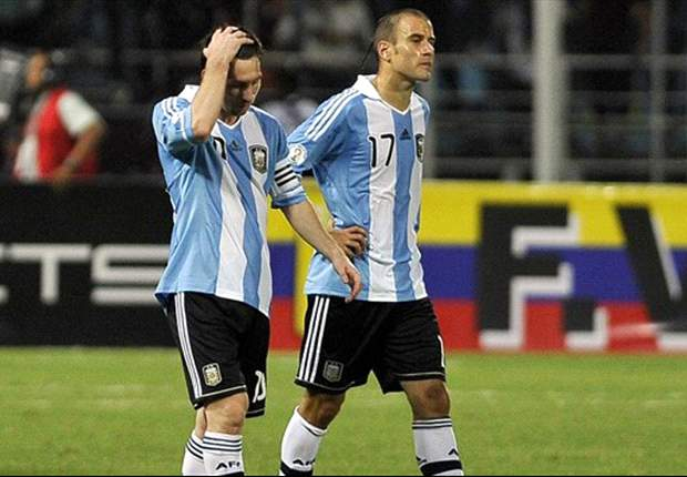 Palacio's dream of playing alongside Messi can happen