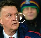 LVG running out of lives at Man Utd
