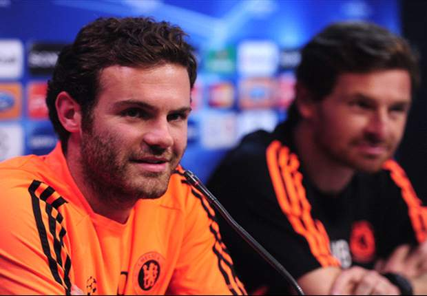 Juan Mata: Andre Villas-Boas wäre geeigneter Nachfolger von Jose Mourinho bei Real Madrid