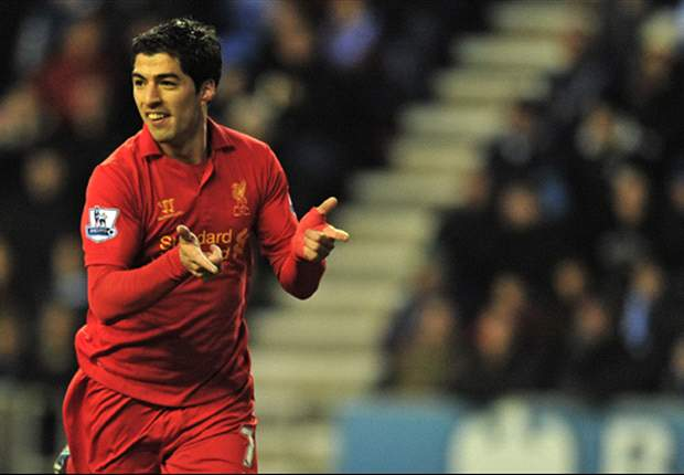 Rush 'amazed' by Suarez goal tally