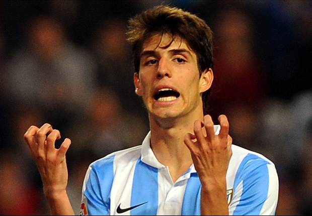 Malaga's next two games are vital, says Piazon