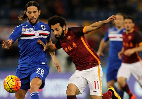 AS Roma Bekap Sampdoria