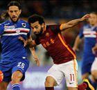 AS Roma Bekap Sampdoria