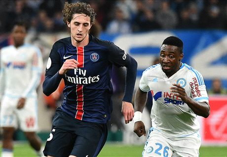 REPORT: Marseille 1-2 PSG