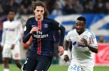 Marseille 1-2 Paris Saint-Germain: Di Maria strike settles Le Classique