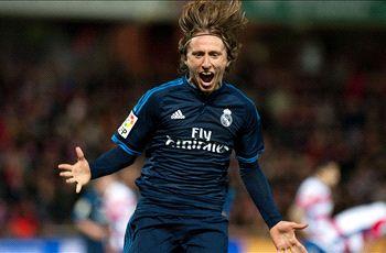 Player Ratings: Granada 1-2 Real Madrid