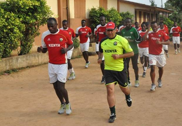 Kenyans respond to Nigeria's treatment of Harambee Stars via Twitter