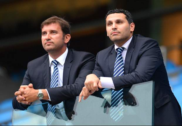 Quiet men Begiristain and Soriano firing Manchester City into Europe's elite