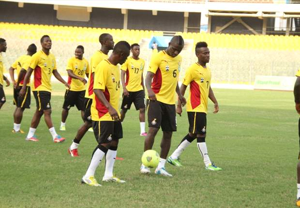 Ghana to pitch camp in Kenya ahead of Sudan clash