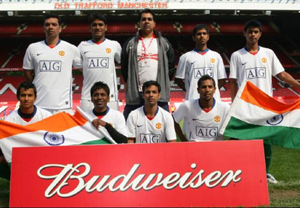 'It seemed as if it was a dream' – Shillong Lajong's Eugeneson Lyngdoh, on his Budweiser Cup experience at Old Trafford in 2009