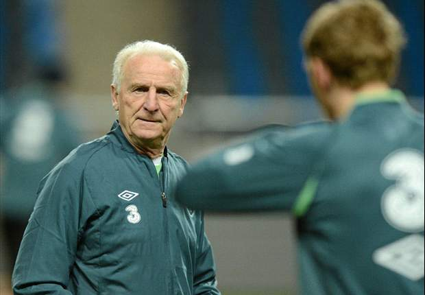 'McCarthy is not creative' - Trapattoni defends inclusion of Green in Ireland team