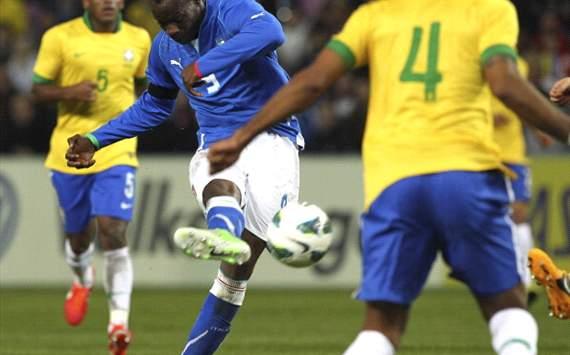 Mario Balotelli - Italy vs Brazil