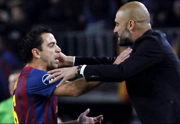 Xavi: Barcelona miss Guardiola at times