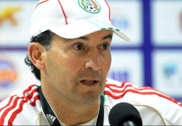 Chepo de la Torre solamente habló del México-Honduras