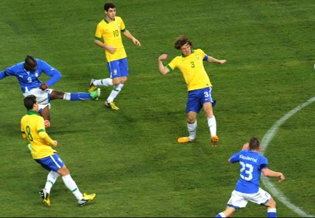 Question of the Day: Who impressed you the most in Italy's 2-2 draw with Brazil?