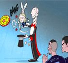 CARTOON: Zidane's Modric magic