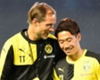 'Kagawa not mentally ready to play'