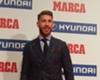 Sergio Ramos: Estoy emocionado por el premio Luis Aragonés