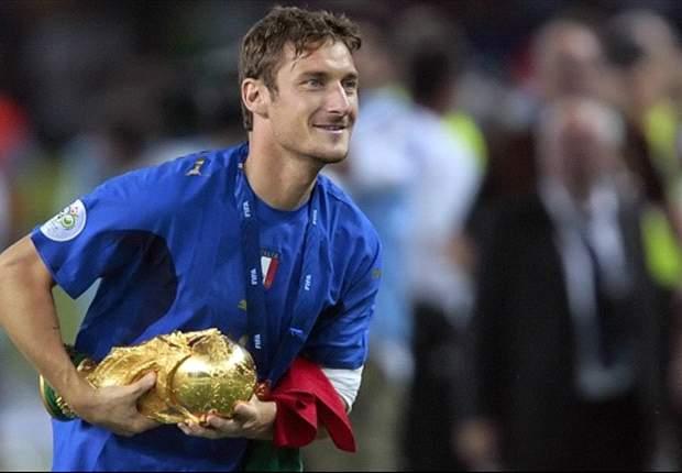 Mario Balotelli wünscht sich Francesco Totti zurück in Italiens Nationalelf