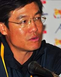 Pan-Gon Kim, South Korea International