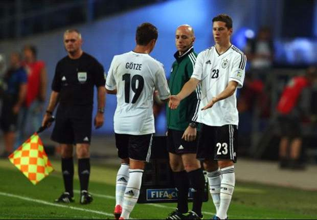 Gotze revels in Germany false nine role after Kazakhstan win