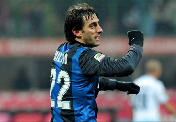 Inter's Milito could return to Racing