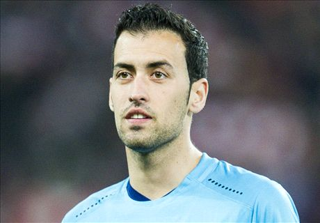 RUMOURS: PSG want Busquets