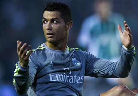 End in sight for Ronaldo at Real Madrid