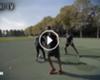 Un freestyler vs. dos jugadores profesionales: ¿quién gana?