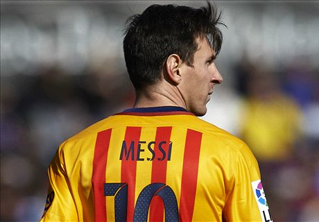 No plans for Messi kidney surgery