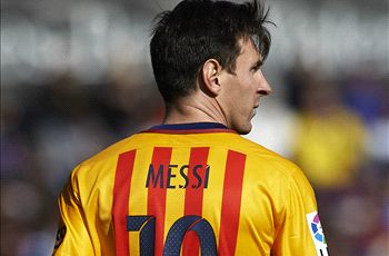 Messi resting at home after non-invasive kidney procedure