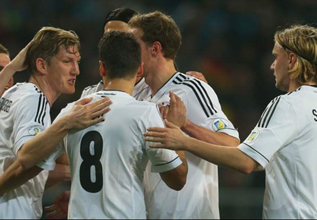 Kazakhstan 0-3 Germany: Schweinsteiger, Gotze and Muller complete conventional win